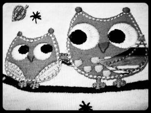 Owls! Owls everywhere!