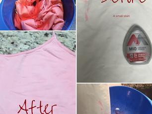 DIY dye job with Mio