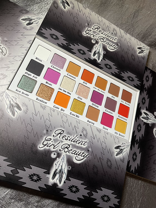 RGB Eyeshadow Palette