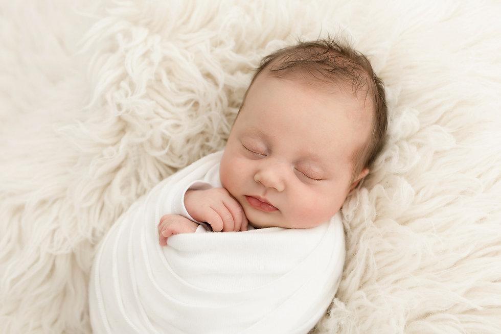 neugeborenes, babyfoto