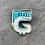 Thumbnail: Gatewood In Color Gator Pin