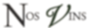 Nos Vins logo