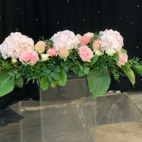 Wedding top table