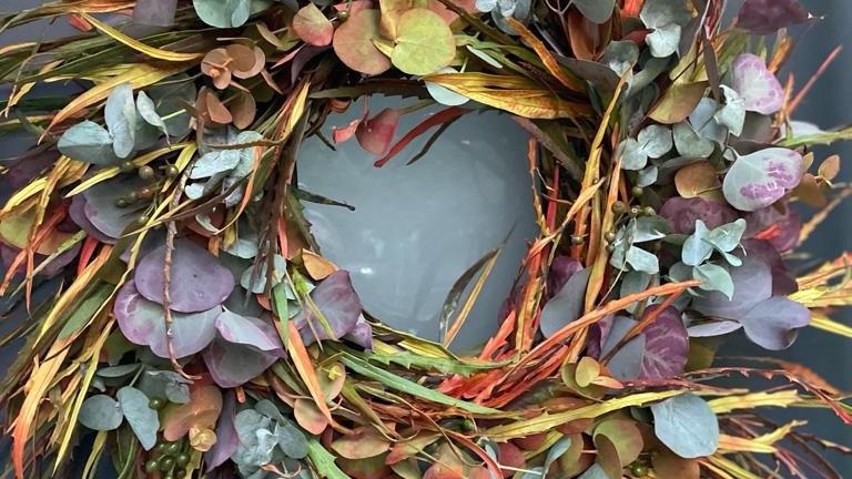 Autumn Wreath  - medium