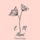 [Original size] E & M Flowers Logo-4.png