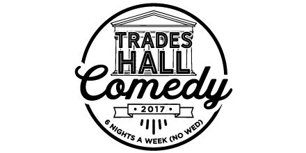 Trades Hall Comedy 2017