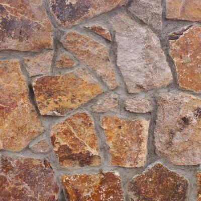 Bronze Mountine Field Stone