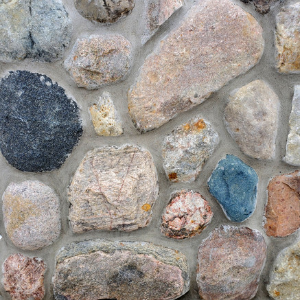 Great Lakes Cobbled Field Stone