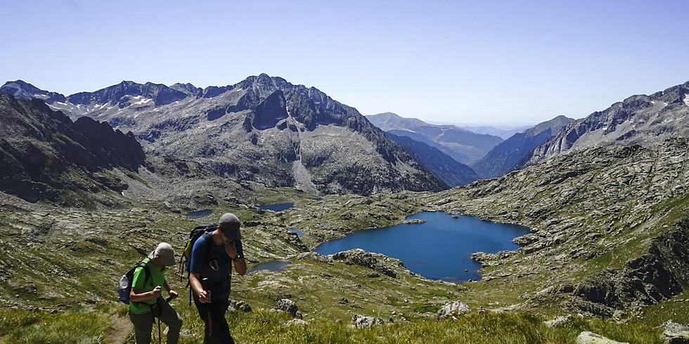 Vall d'Aran and Parc Nacional d'Aigüestortes - 6 nights and 7 days hiking
