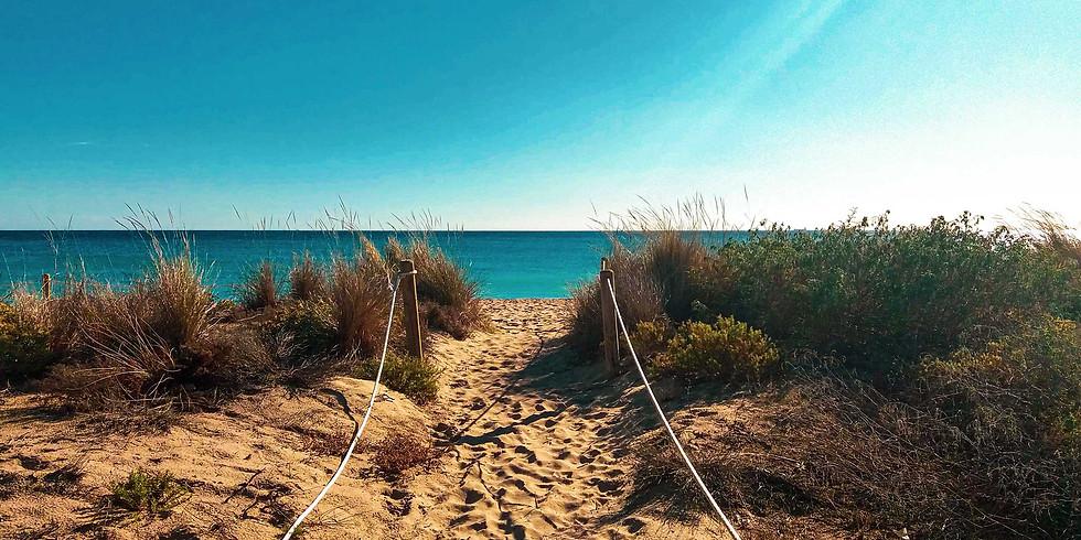 """Camí de Ronda - Torredembarra and the lagoons of """"els salats y els Muntanyans"""""""