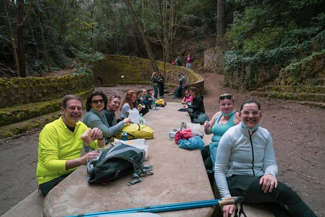 """Hike up to """"el Turo de la Magarola"""""""