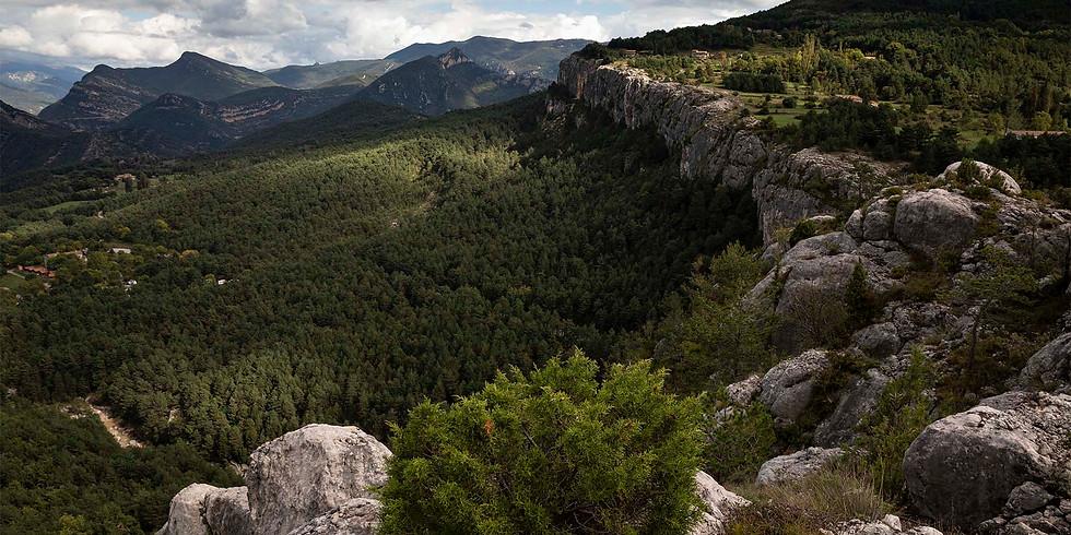 """Ruta por los """"Cingles de Vallcebre"""", un impressionante balcón a la """"Serra del Cadí-Moixero"""". Senderismo"""