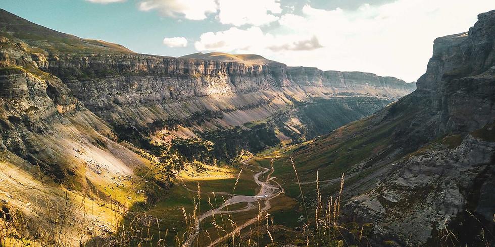 Parque Nacional de Ordesa y Monte Perdido, 3 días de senderismo + 3 noches