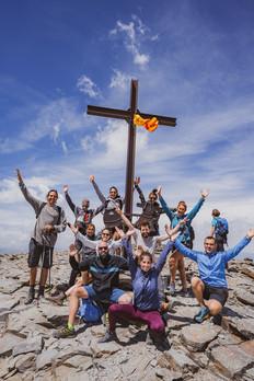 Hike up to El Puigmal 2.913m