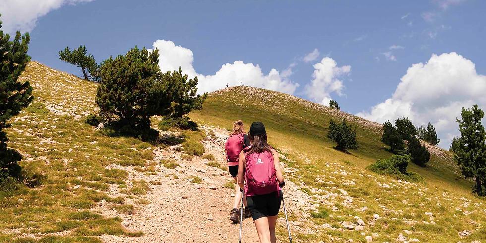 Subimos al Pic de la Dona (2702m) y al Bastiments (2883m)