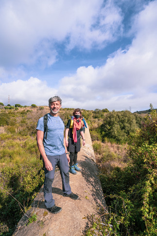 Hike to Turó de Montigalà