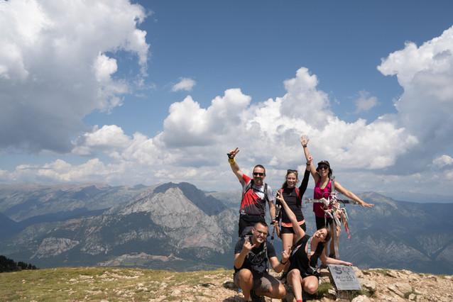 Summit of Gallina Pelada