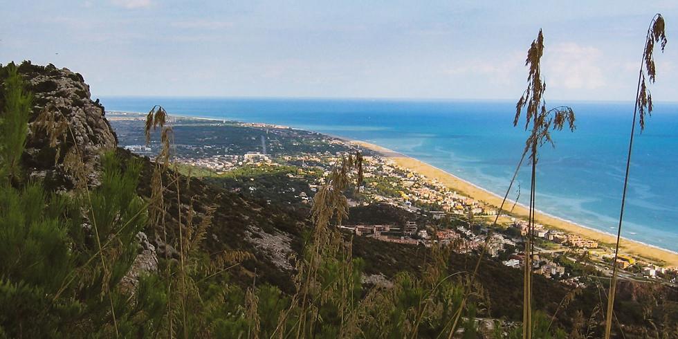 De Garraf a Sitges, senderismo con vistas al mar