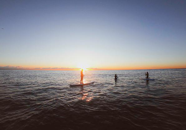 Sunrise Stand Up Paddle Barcelona