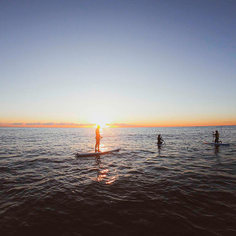 Sunrise Paddle Surf Barcelona SUP