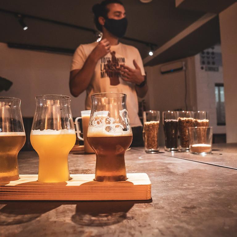 BeerHike in Collserola