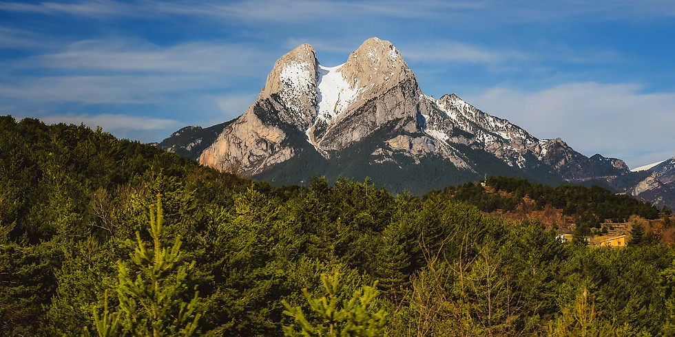 4 days hiking in Saldes: at the foot of Pedraforca