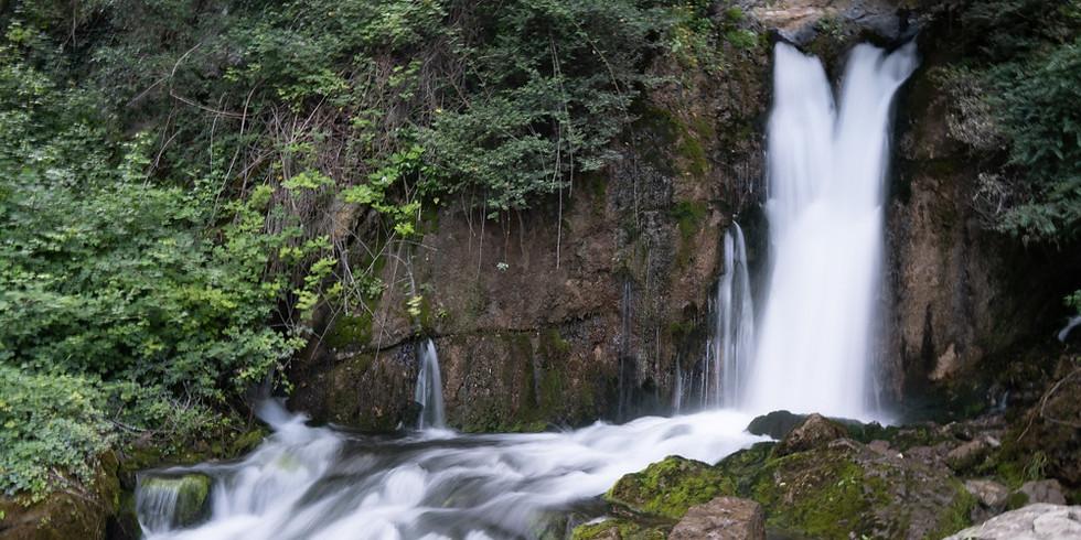 "The waterfalls of ""Els Empedrats"". Natural Park of Cadí Moixeró. Hike"