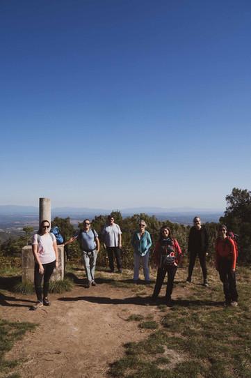 Hike in Estany de Banyoles