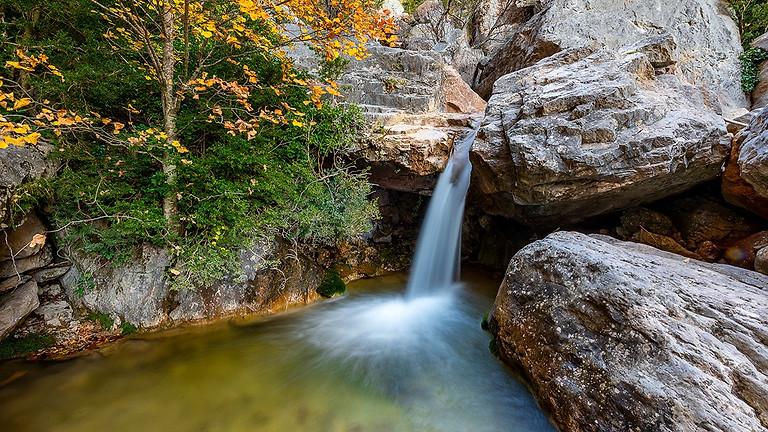 """Nature photography for beginners in """"la Garrotxa"""". Autumn weekend in Besalú"""