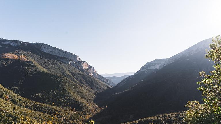 Trekking in Alta Garrotxa – Waterfalls of Sant Aniol d'Aguja – 2 day hiking