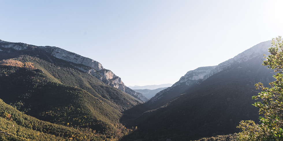 Trekking en la Alta Garrotxa – Gorgs de Sant Aniol d'Aguja – 2 días de Senderismo