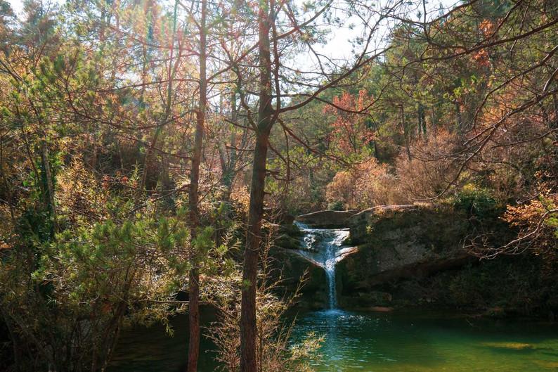 Hike through 7 Waterfalls in Campdevànol