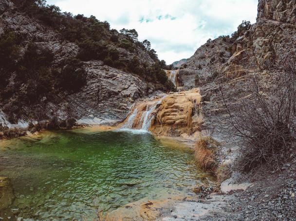 Hike through Font de la Bordonera