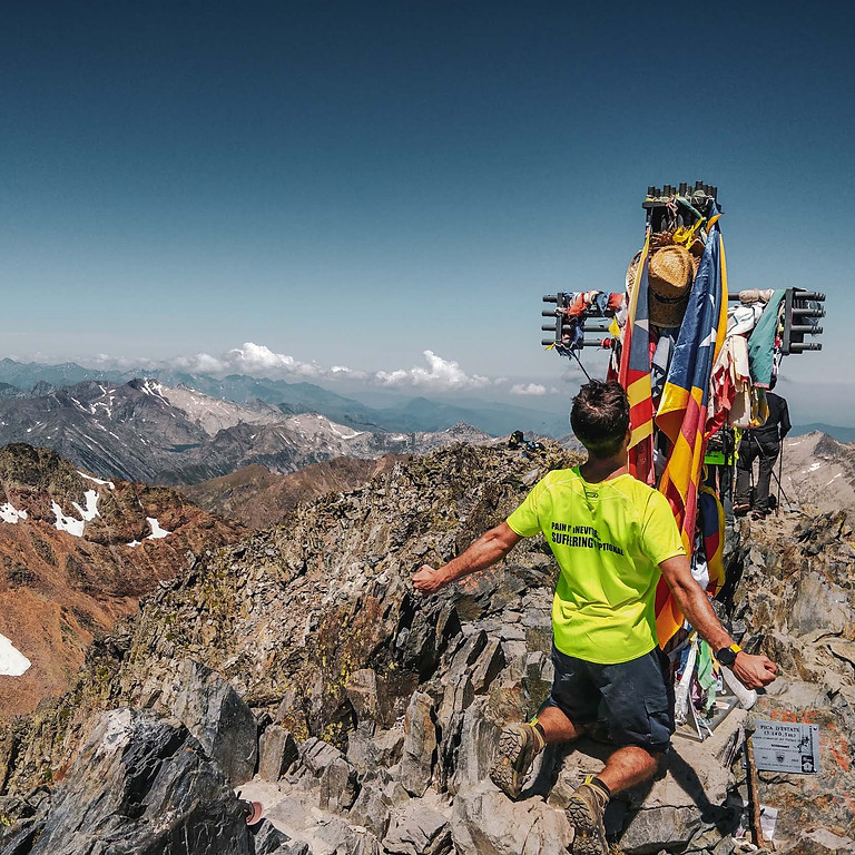 La Pica d'Estats 3.143m - ¡2 días de senderismo!