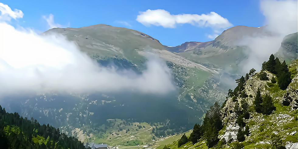 """Hike up to the top of """"El Puigmal"""" 2.909m"""