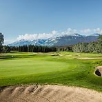 Hole 6 - Whistlers - Greenside Bunker an