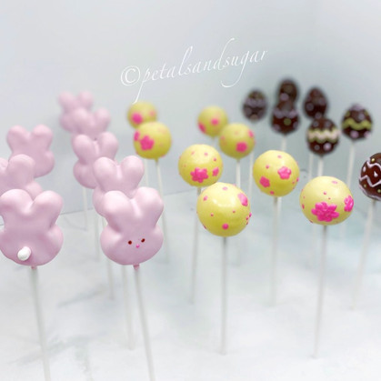 Easter Sarasota Cakepops Lollicakes