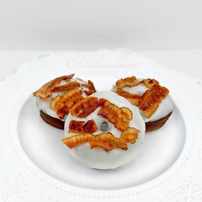 Sarasota Maple Bacon Donut