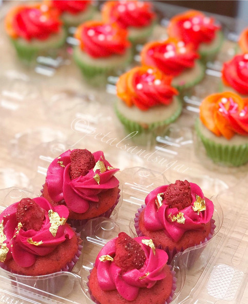 Mini Cupcakes Wedding Events Corporate Sarasota