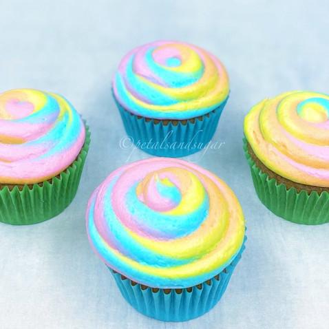 Birthday Unicorn Cupcakes Sarasota
