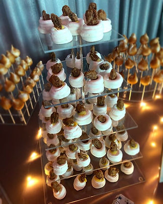 Sarasota Meringues Cakepops