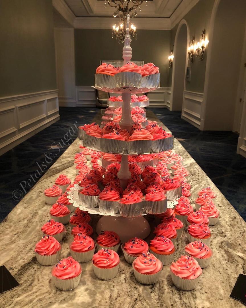 Sarasota Event Cupcakes Breast Cancer