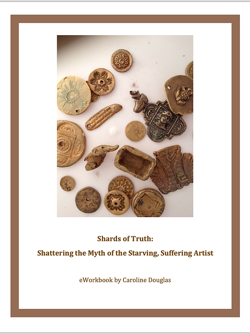 Shards of Truth by Caroline Douglas