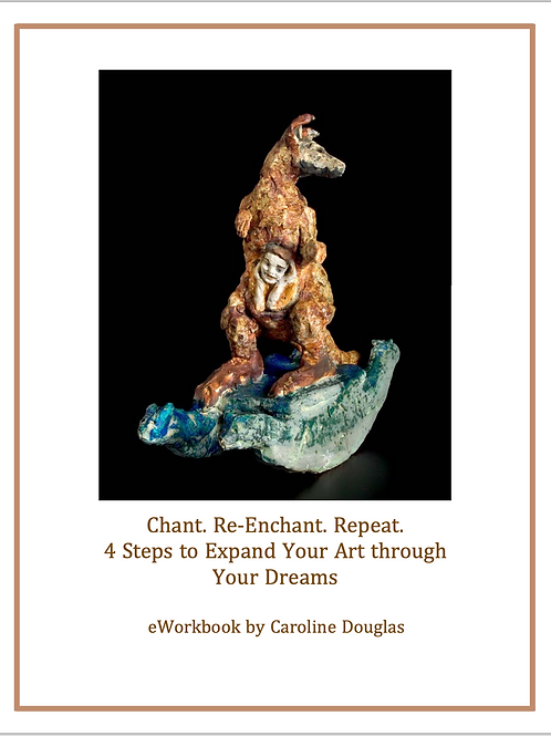 Chant ReEnchant Repeat E-Book