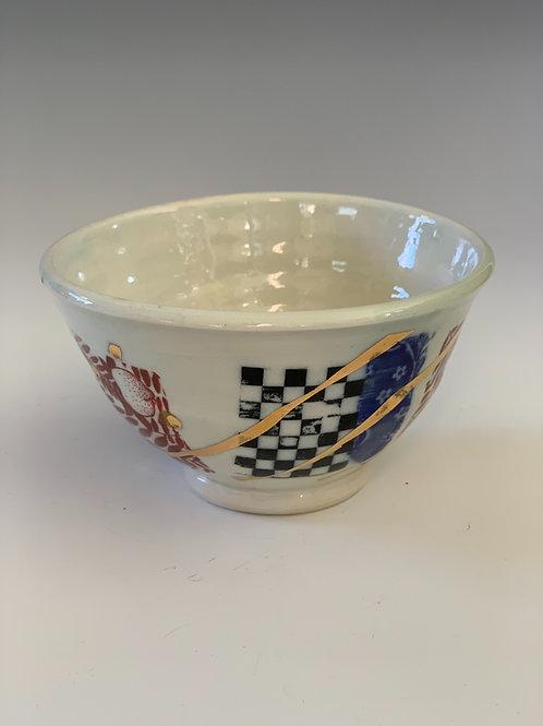 Porcelain bowl #106