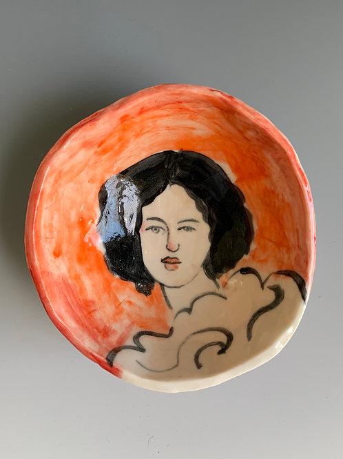 Face bowl 112