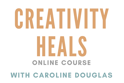 Creativity Heals Online Course