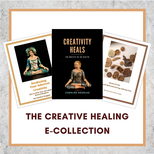The Creative Healing E-Book Collection