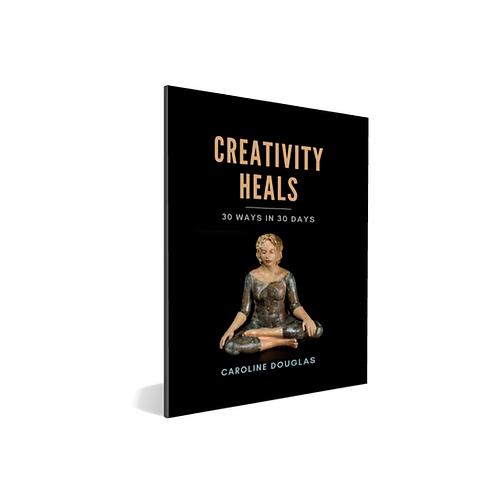 Creativity Heals Ebook