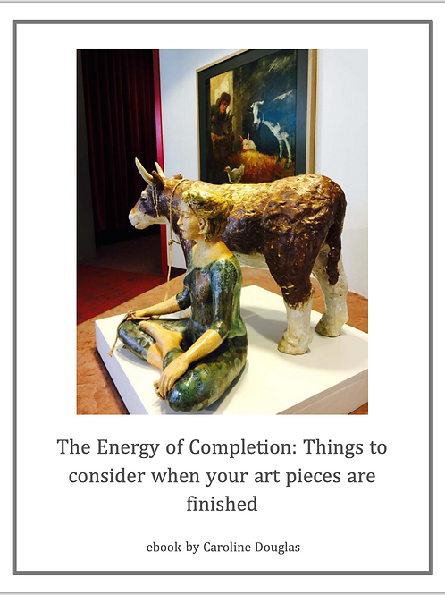 Energy of Completion E-Book